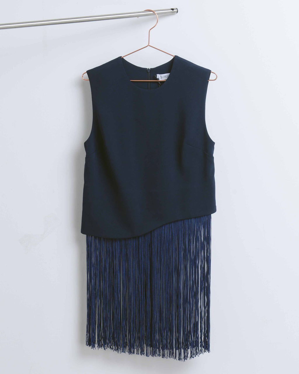 Midnight Fringe Top