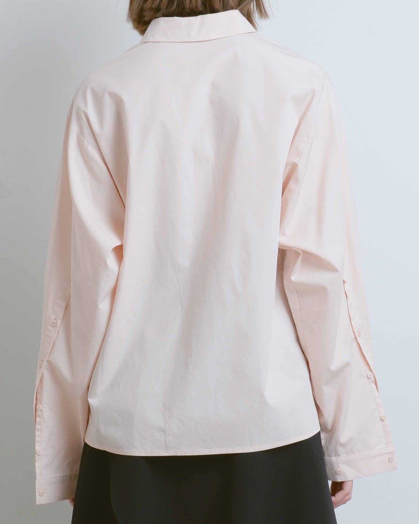 Creole Pink Wide Sleeves Shirt