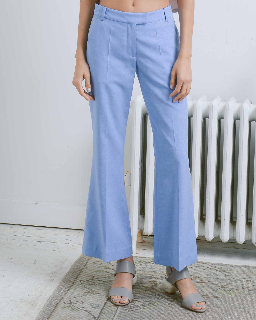 French Blue Esther Tailored Pant