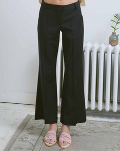 Black Esther Tailored Pant