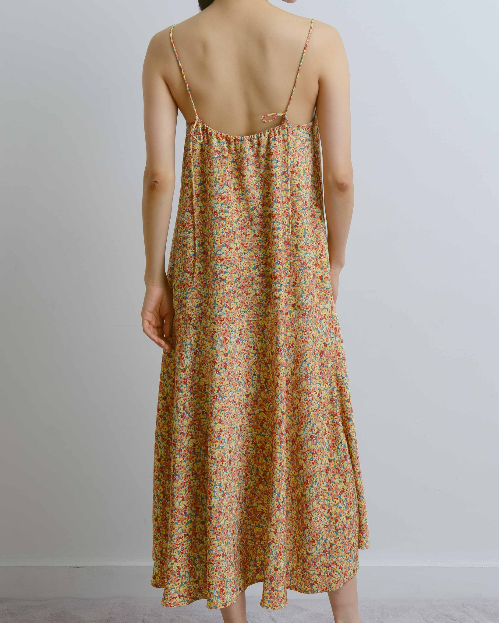Gabriella Ditsy Floral Printed Dress