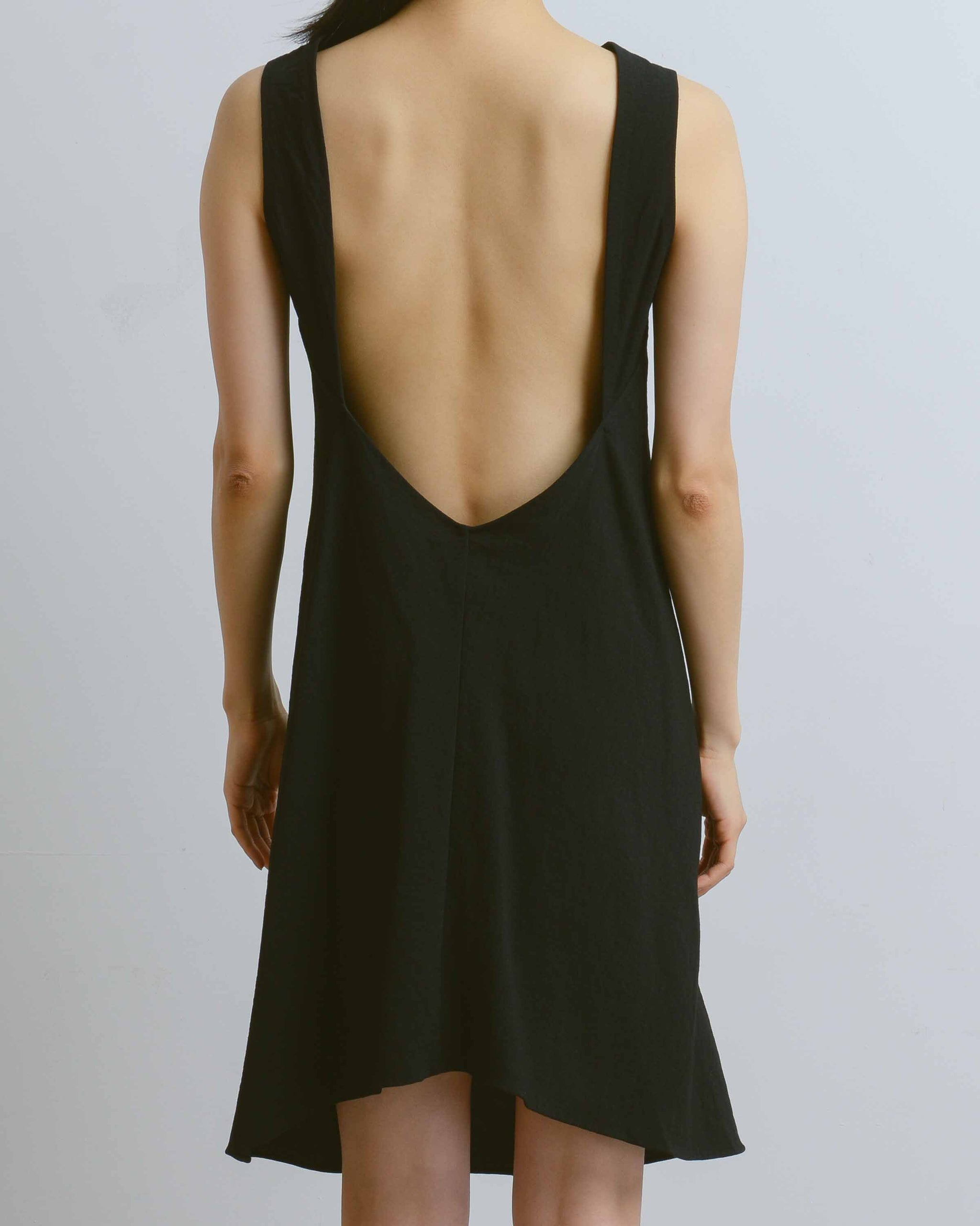 Beryl Low Back Dress