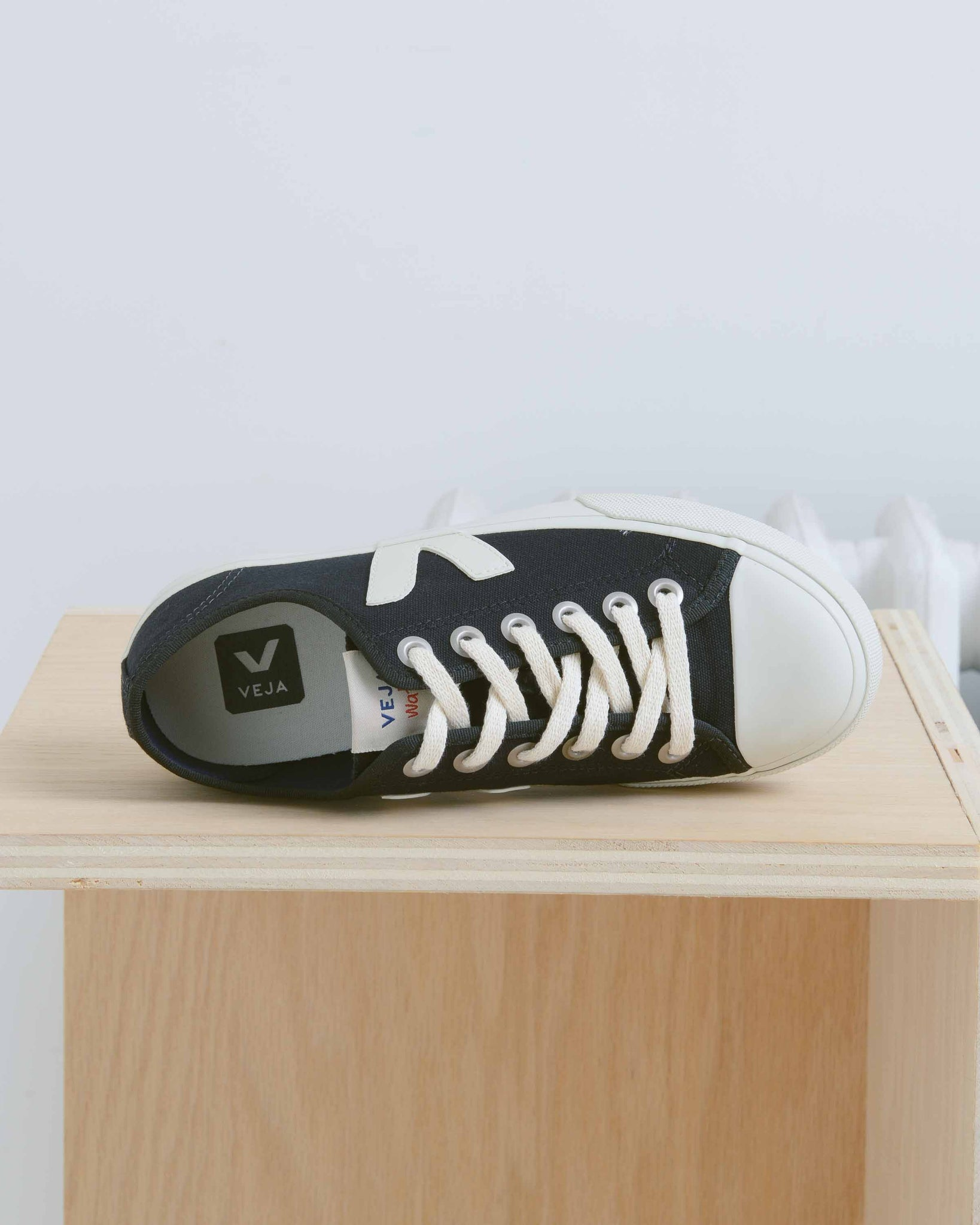 Black Wata Sneakers