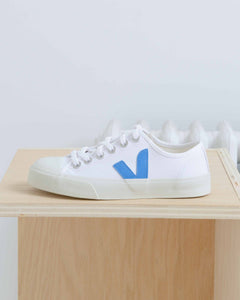 Swedish Blue Wata Sneakers