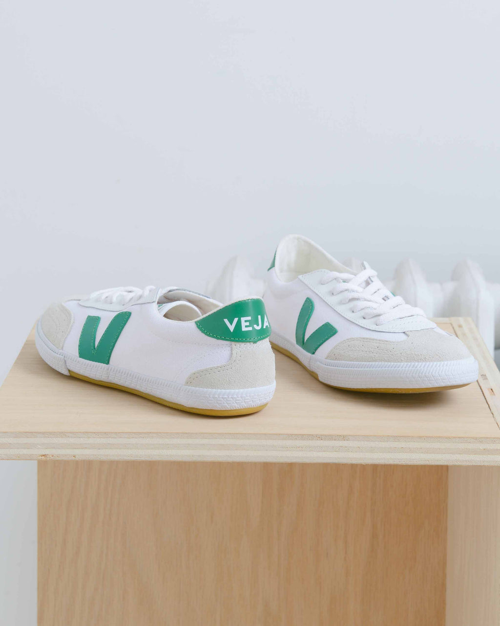 Emeraude Volley Sneakers