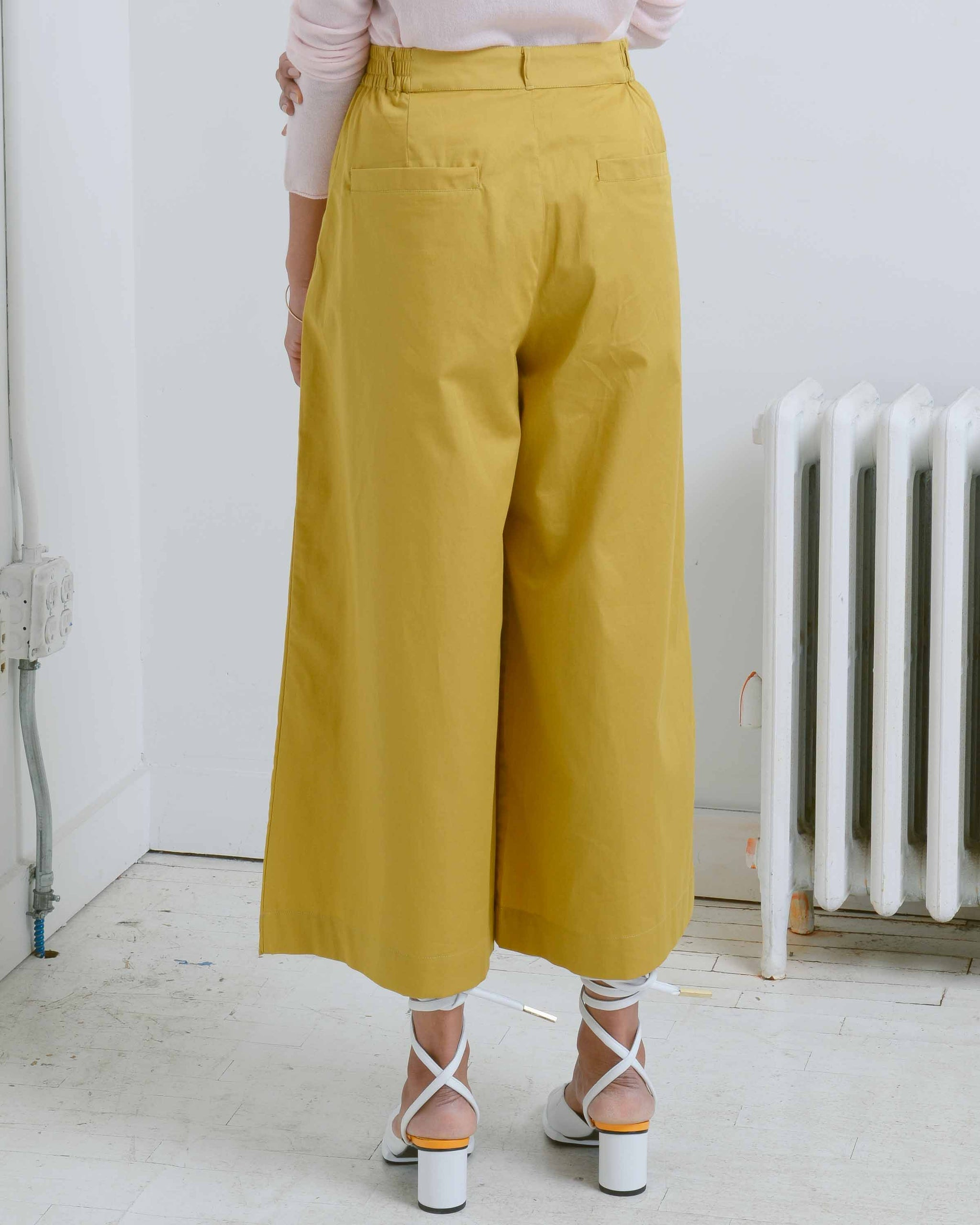 Gold Casting Pant