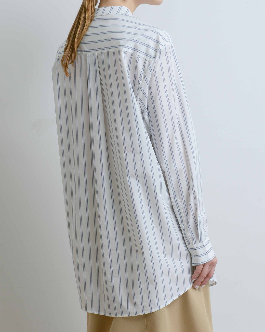 Blue Stripe Stephan Shirt