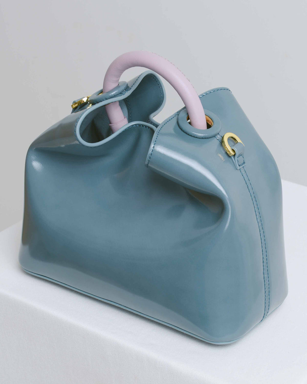 Teal & Mauve Baozi Bag