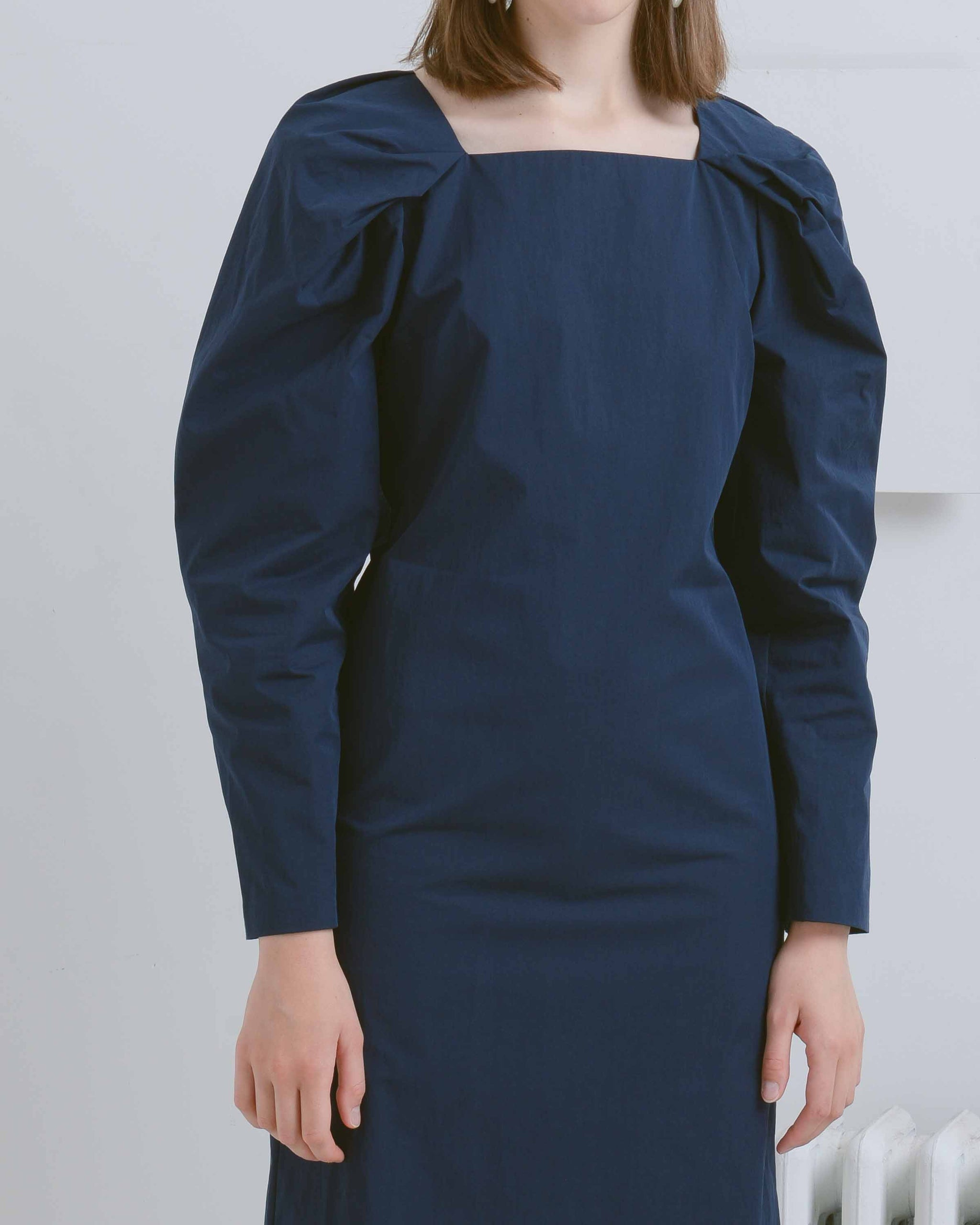 Mignon Sleeve Dress