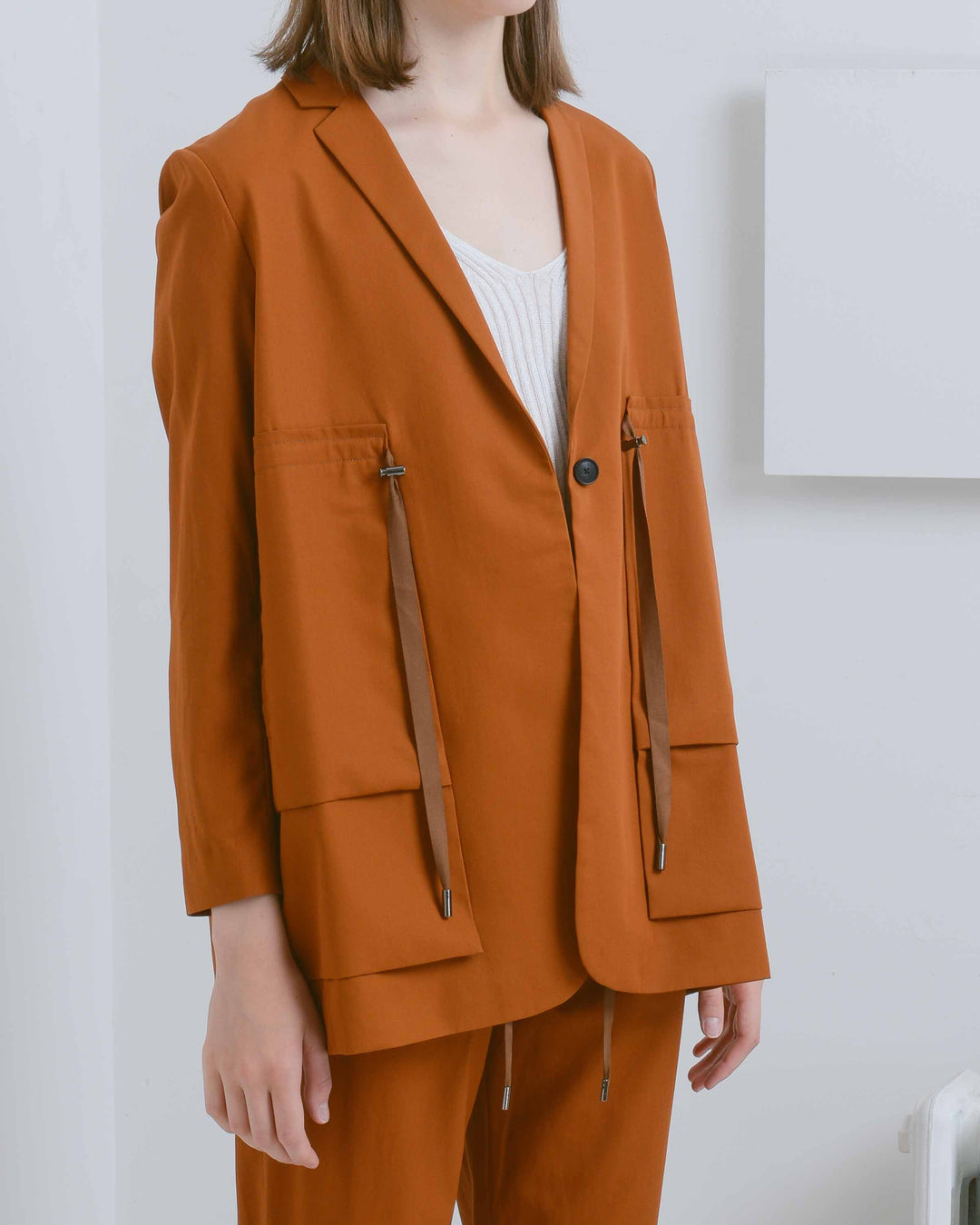 Dust Bag Blazer