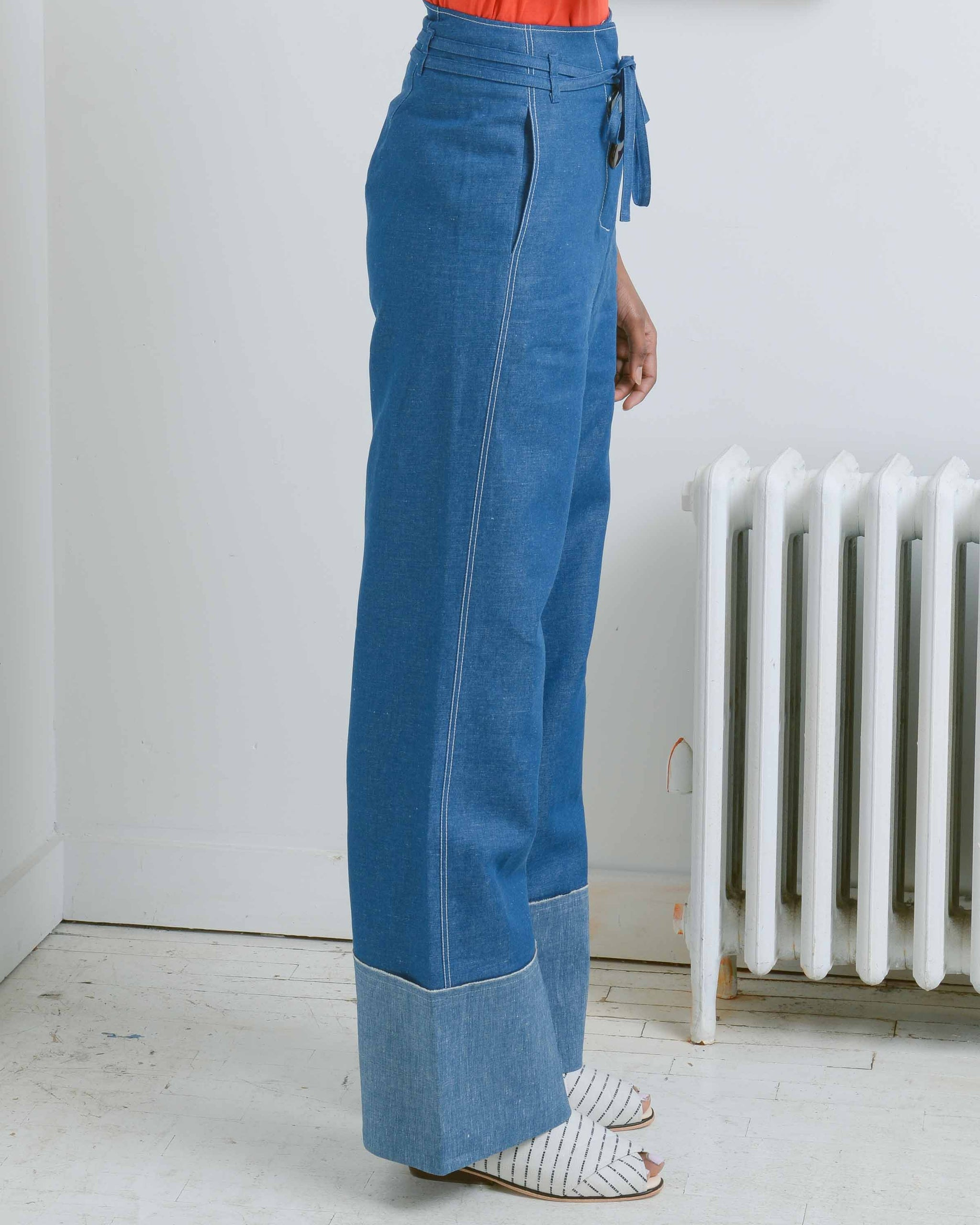 Peyton Denim Trousers
