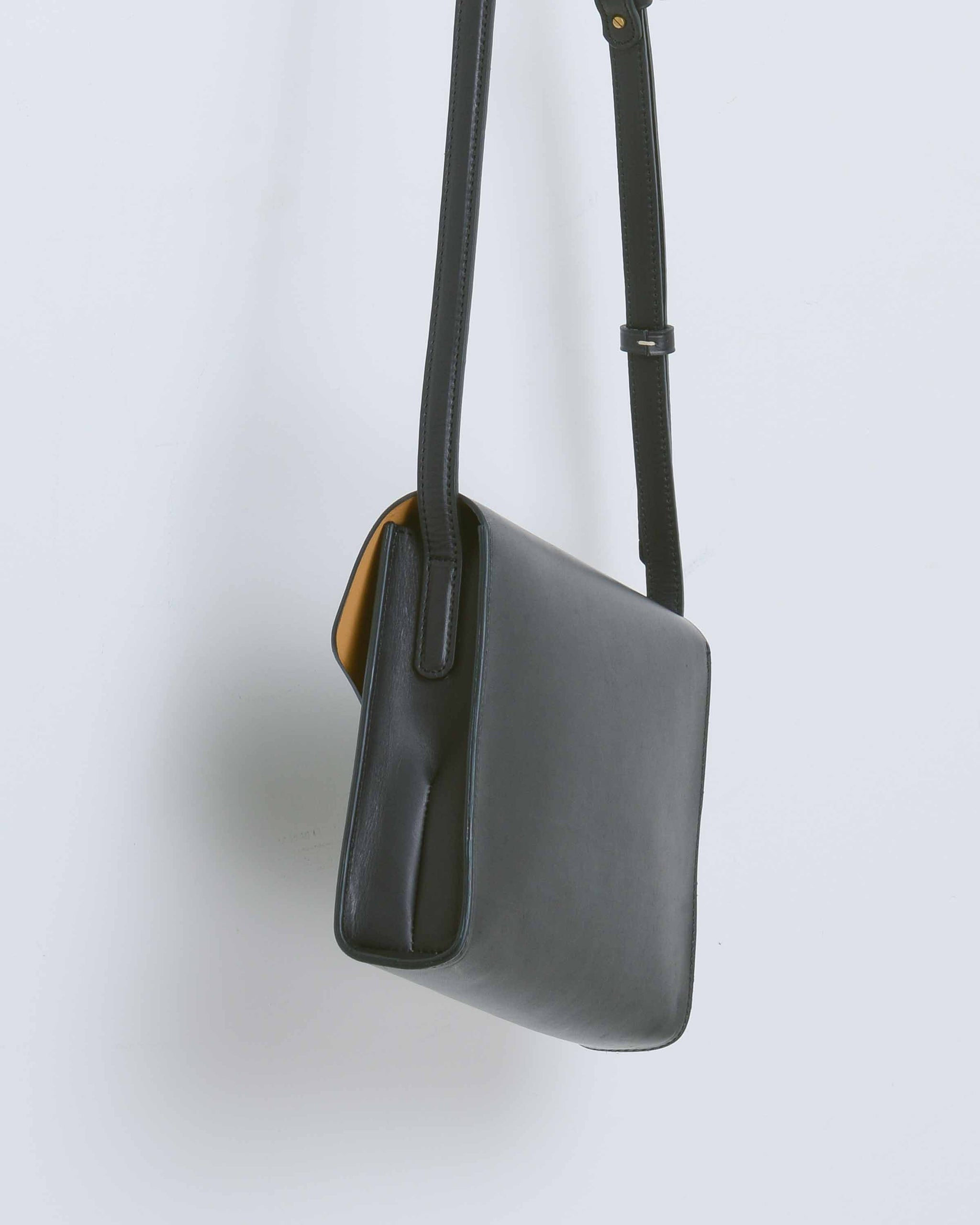 Black Medium Crossbody Bag