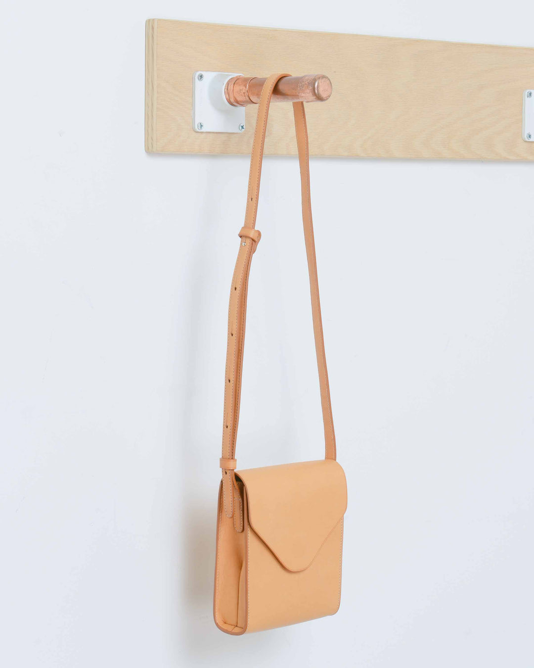 Natural Small Crossbody Bag
