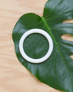 White Marble Rock Bangle