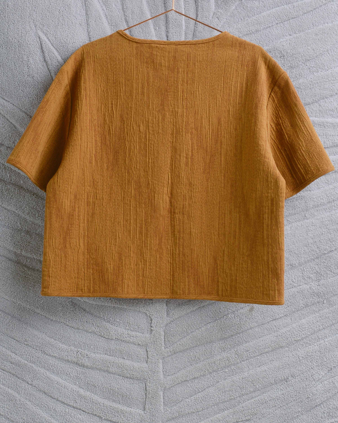 Toffee Cotton Shi Tee