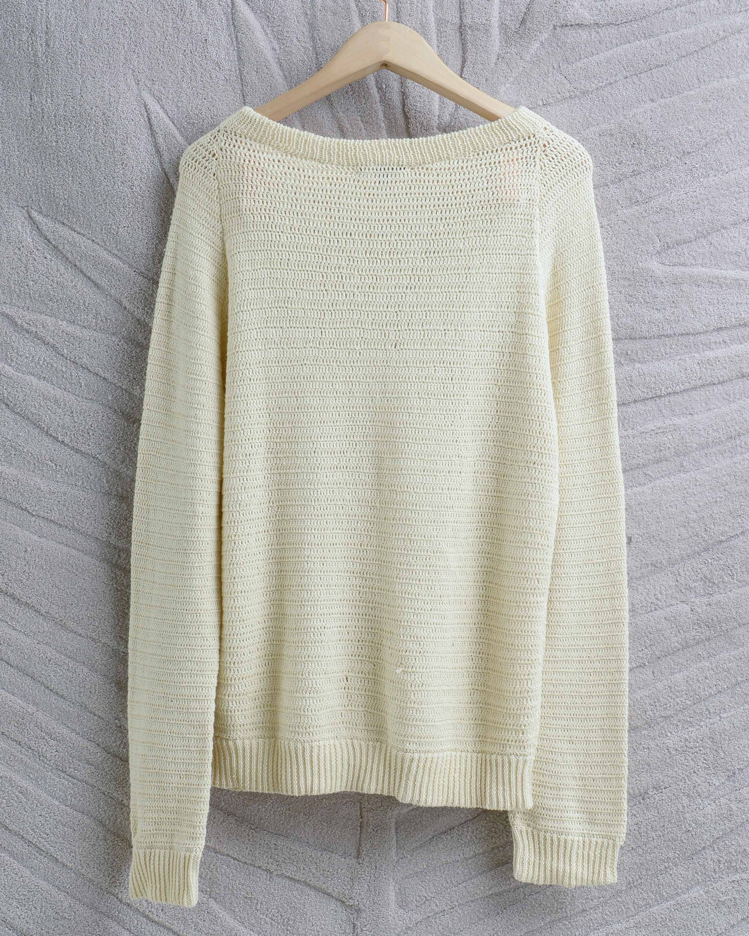 Ivory Mona Sweater