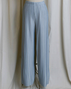 Pleated Pants