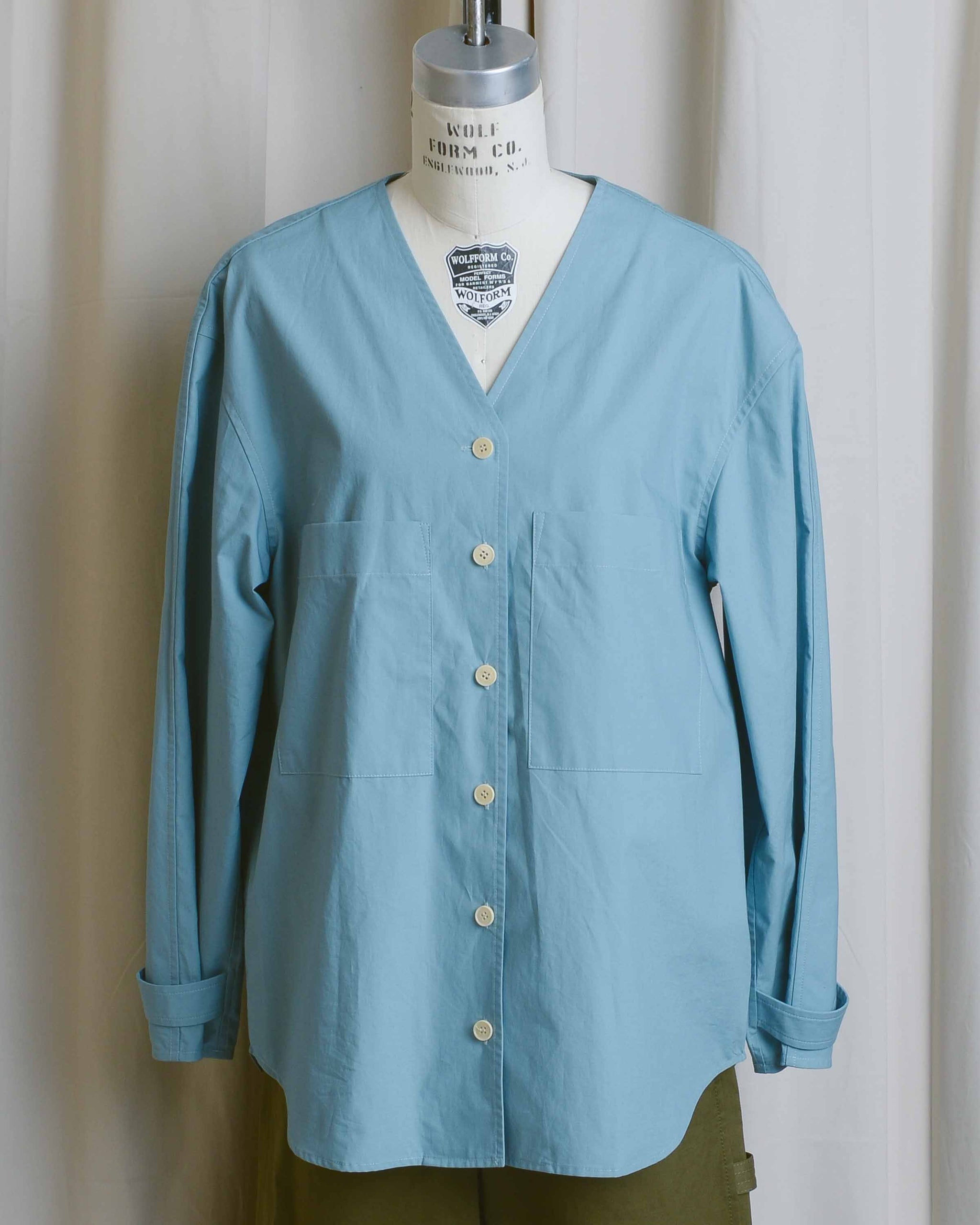 Valery Cotton Shirt