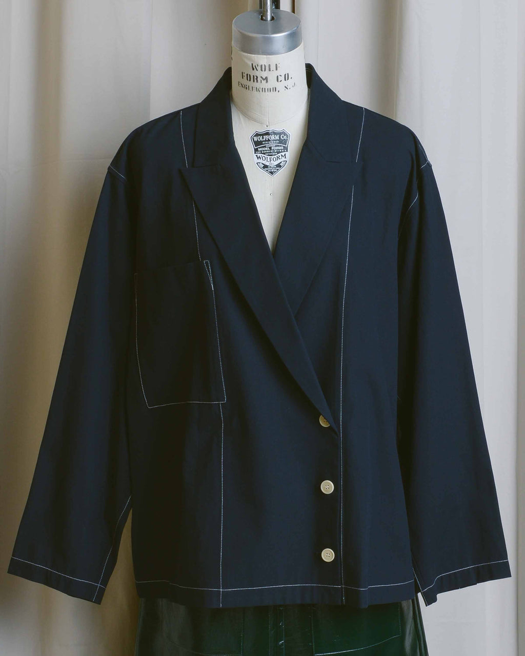 Estelle Shirt Jacket