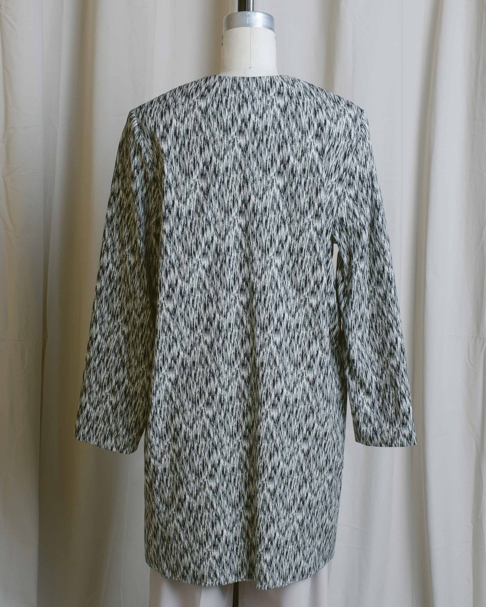 Cotton Pattern Coat