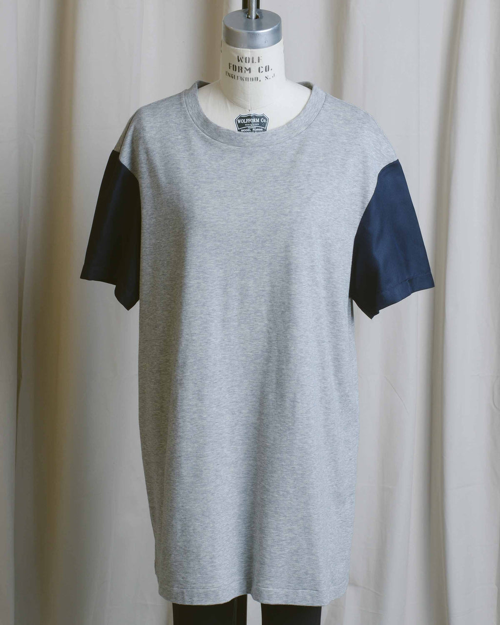 Relaxed Grey Tee