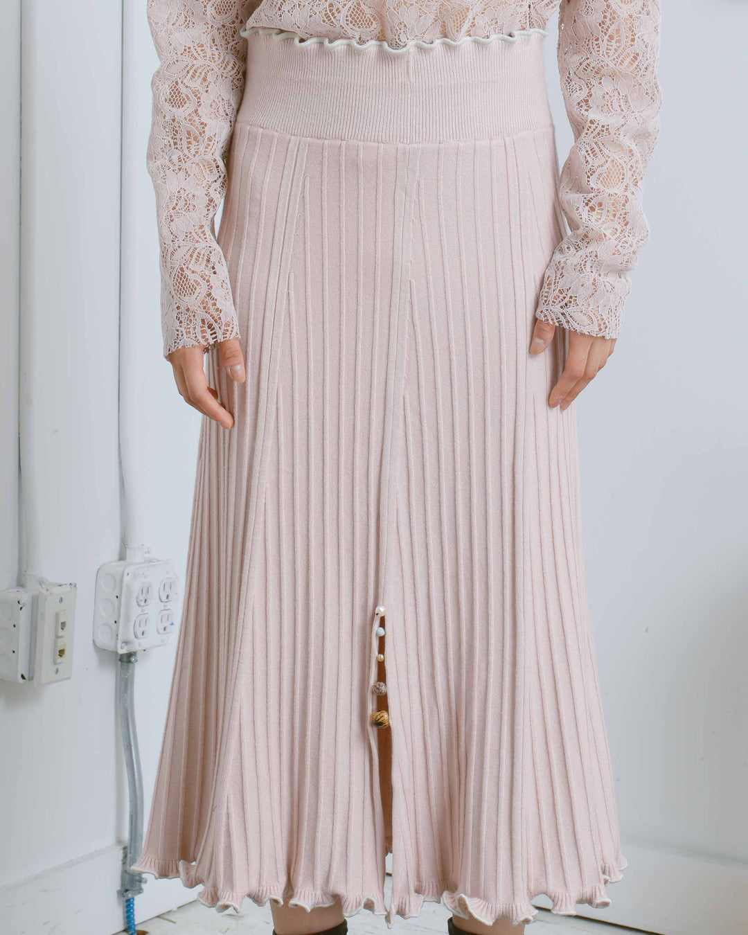 Chalice Knit Skirt