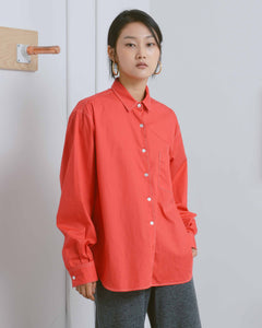 Red Loos Boy Shirt