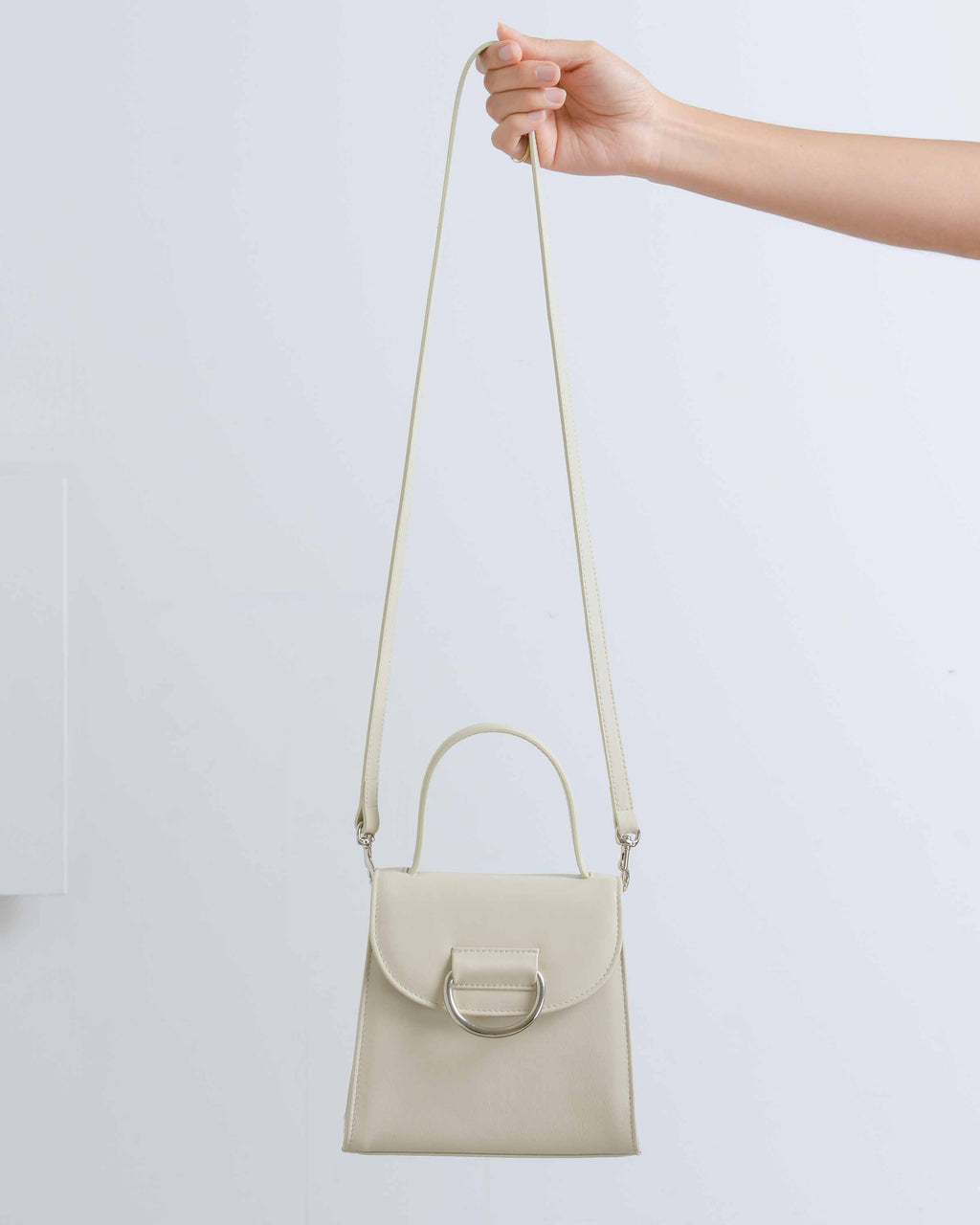 Cream Little Lady Bag