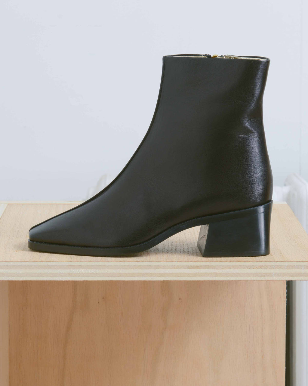 Black Lady Boots