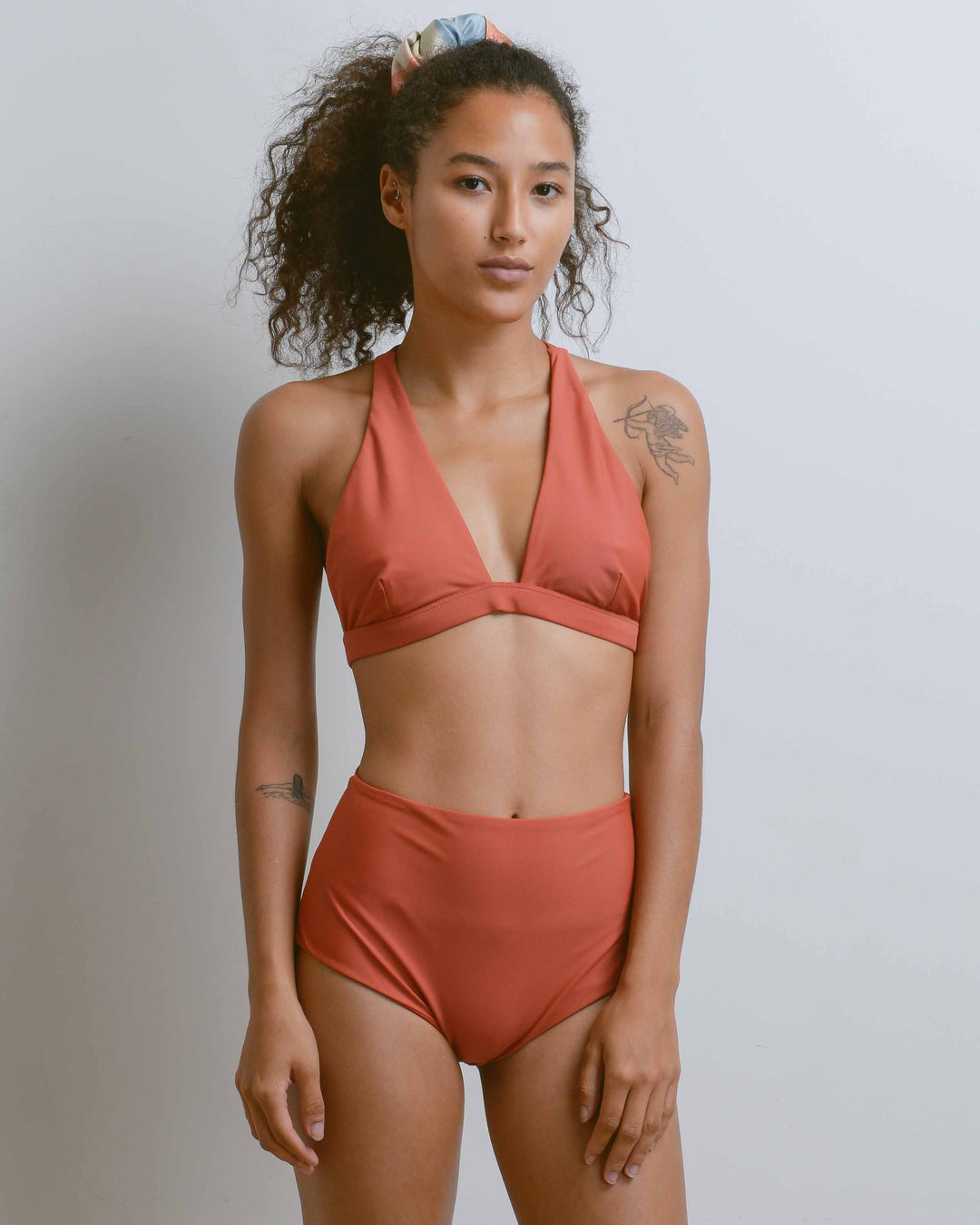 Sienna Triangle Swim Top