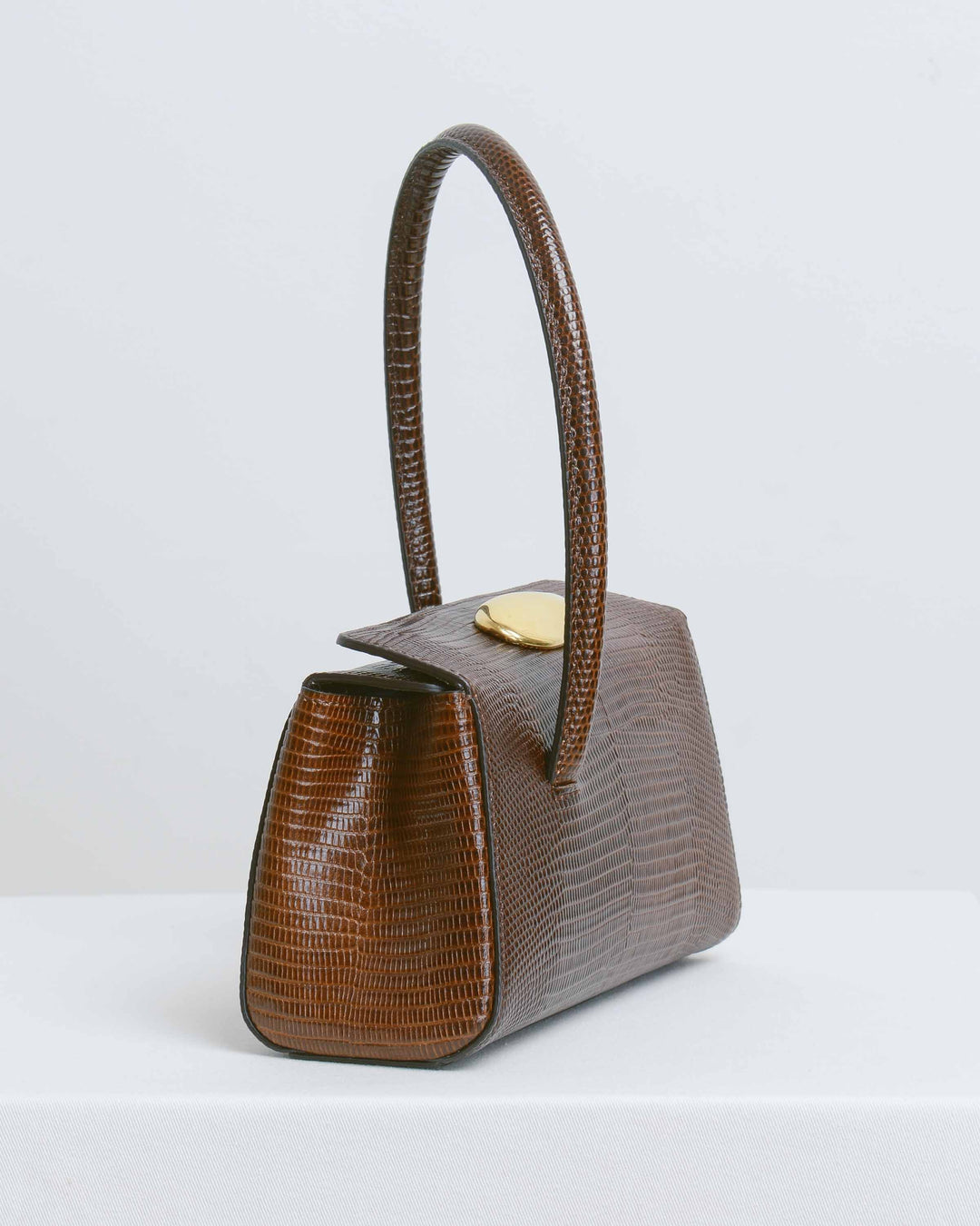 Dark Brown Baby Boss Bag