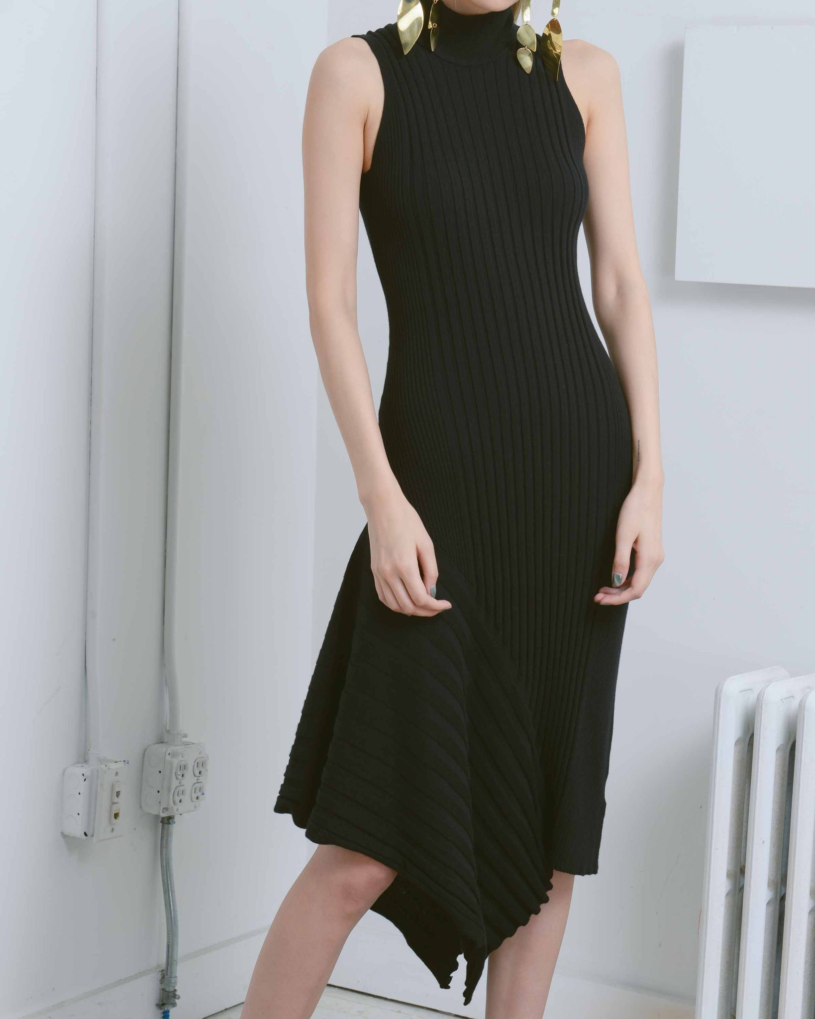 Black Michelle Dress