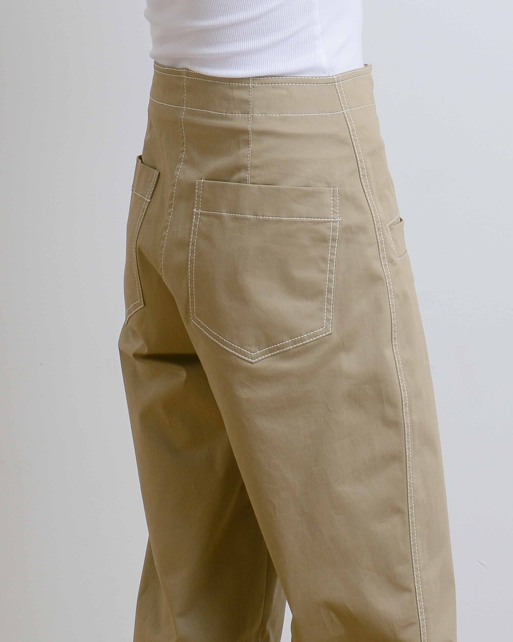 Jamie Cotton Work Pant