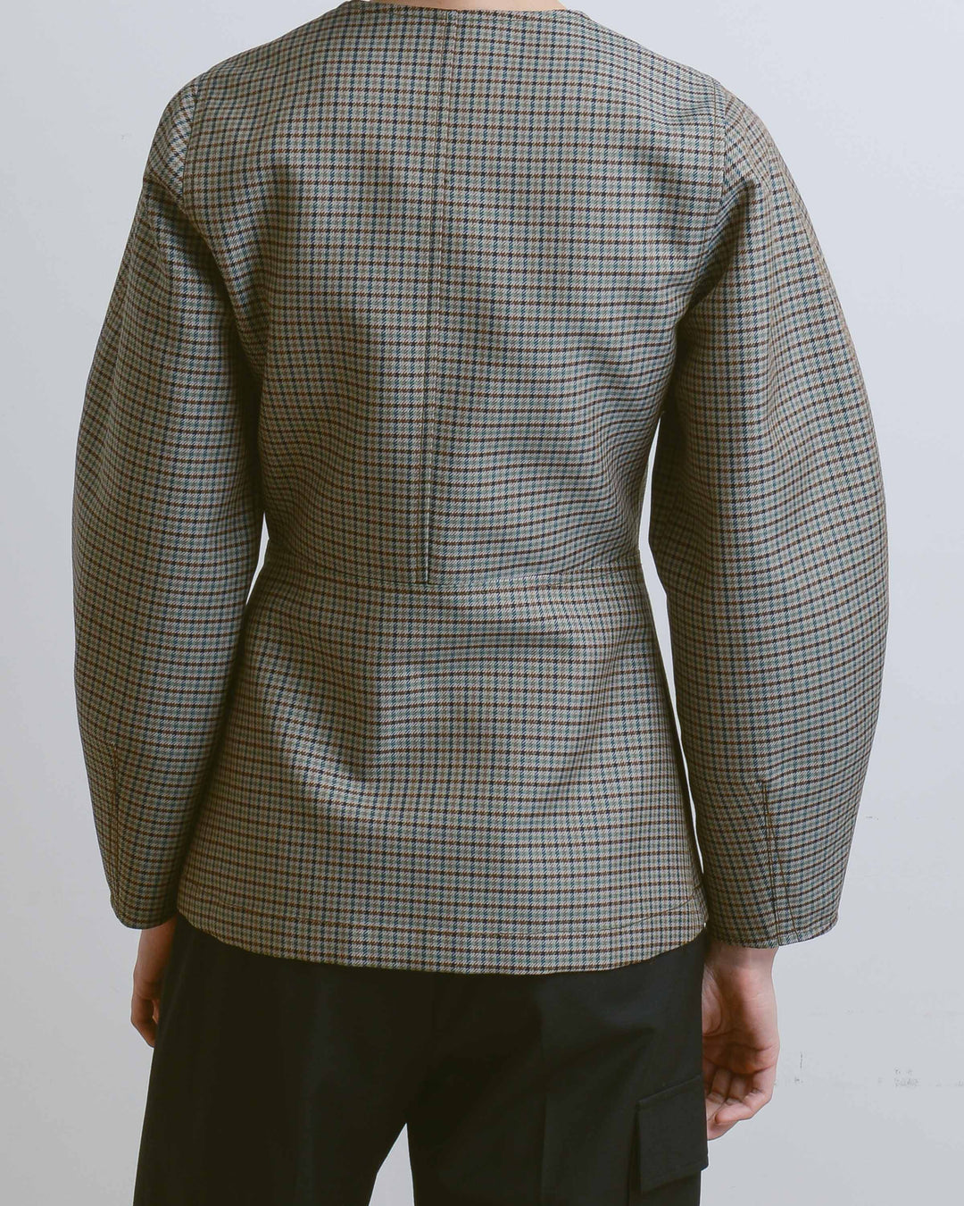 Lawrence Check Shirt Jacket