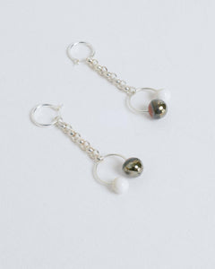 Sterling Silver Chunkie Earrings