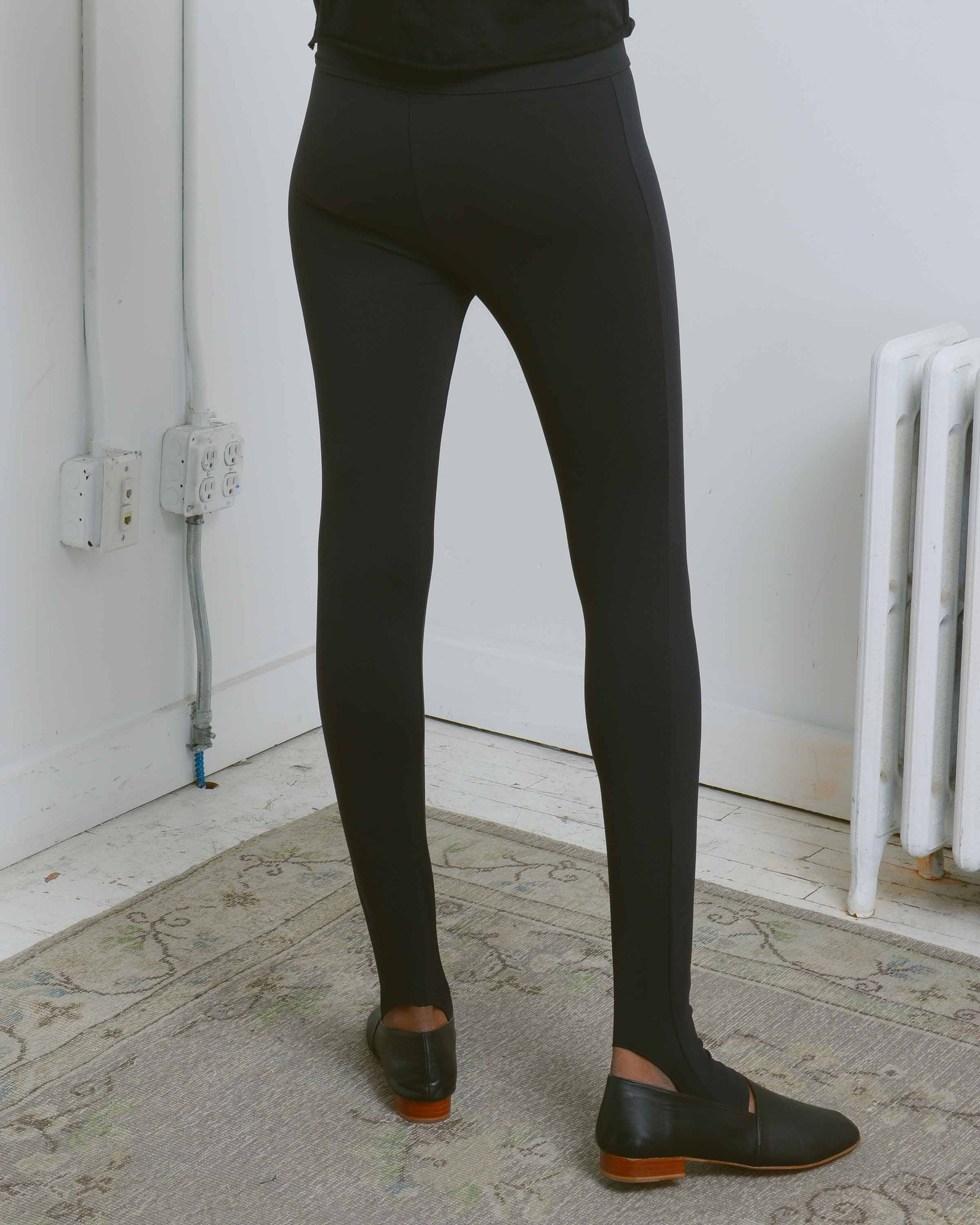 Block Ballet Legging