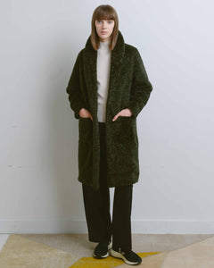 Forest 303 Bexar Faux Fur Coat
