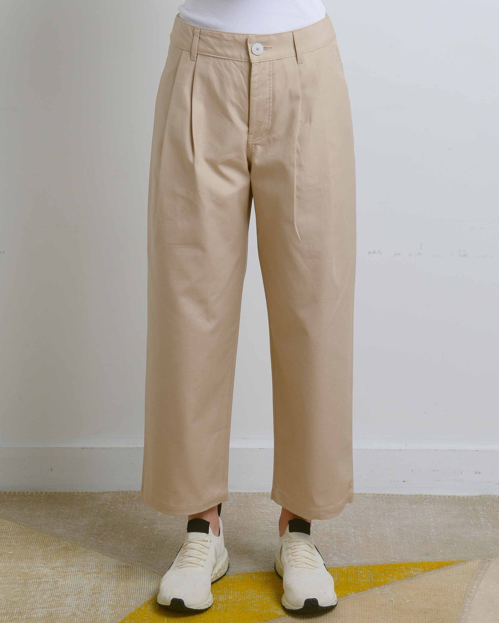 Sand Canvas Faculty Pant