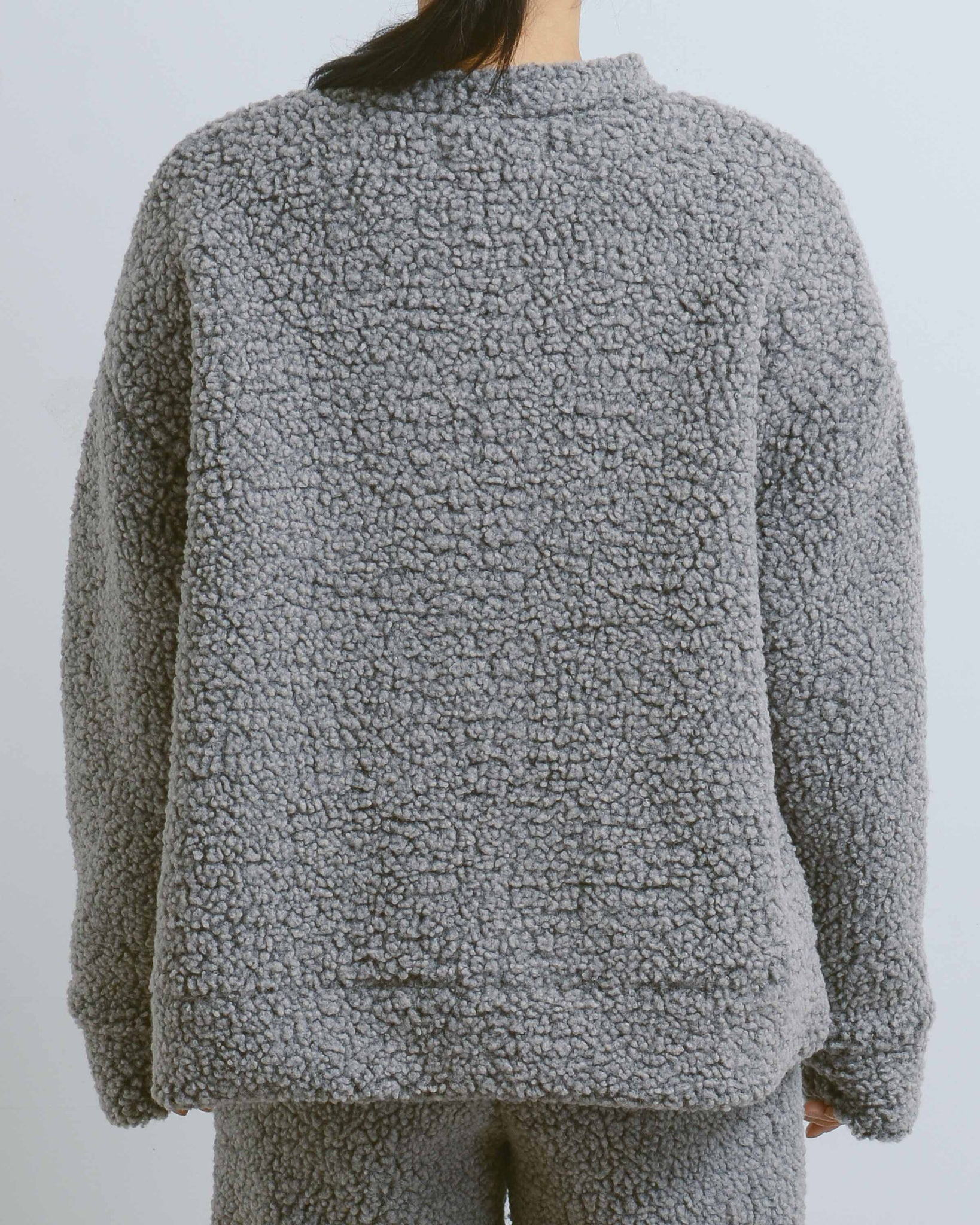 Grey Bruna Sweater