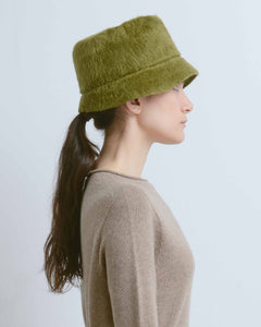 Green Batta Hat
