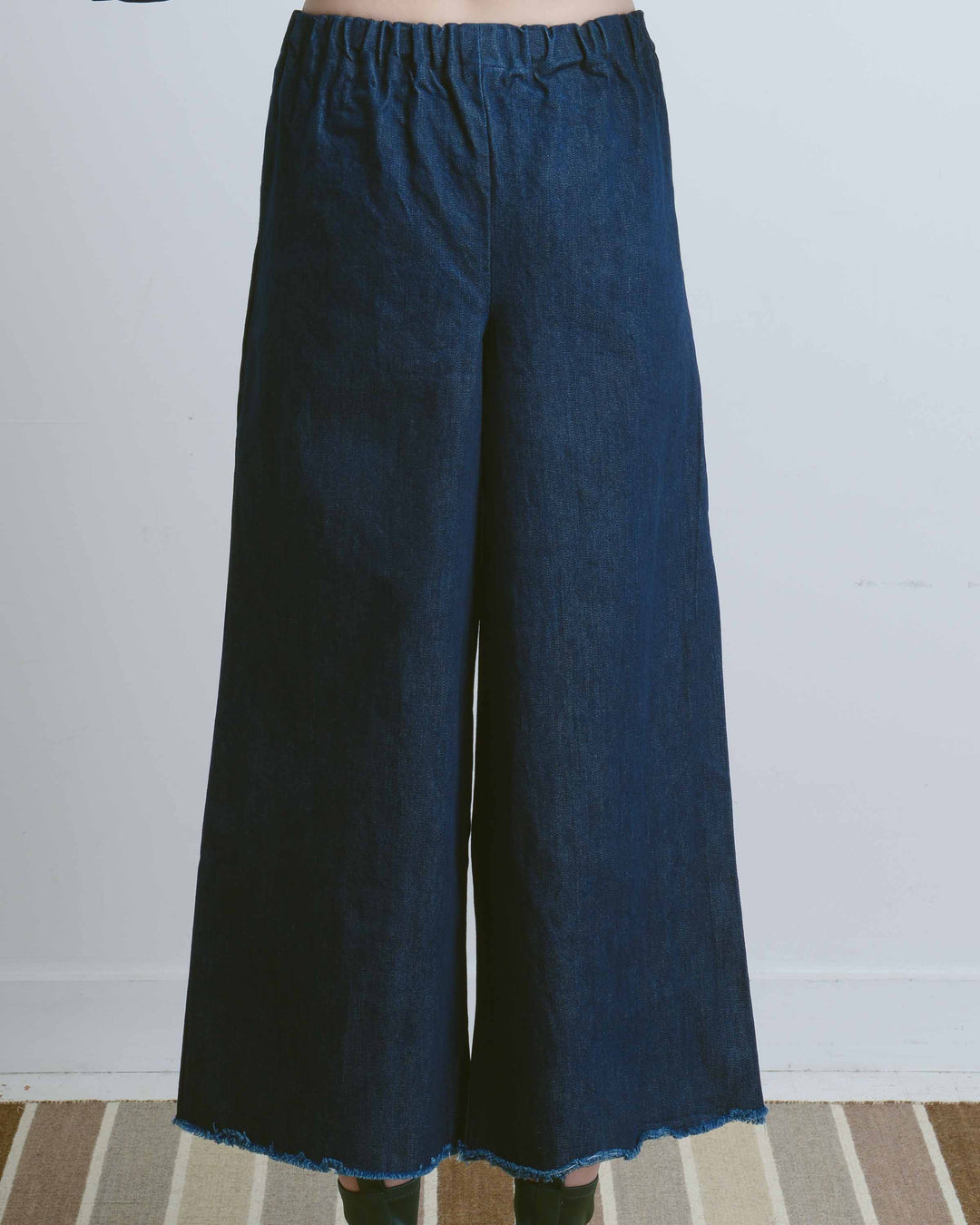 Dark Blue Long Pants