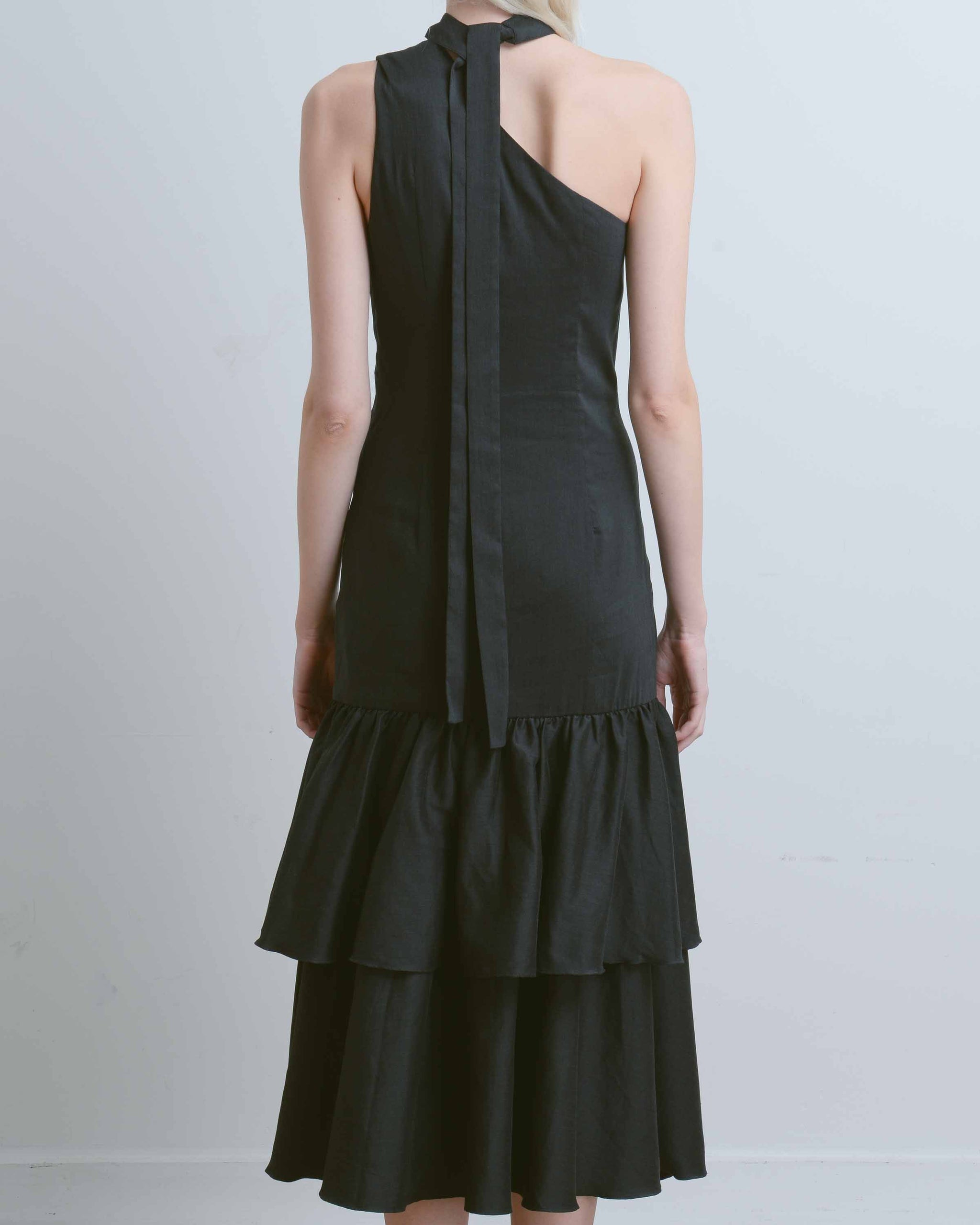 Black Lizzie Dress