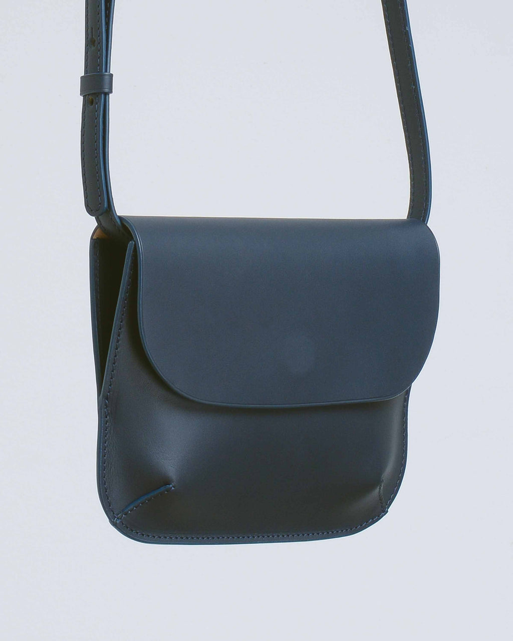 Navy Trotter Crossbody Bag
