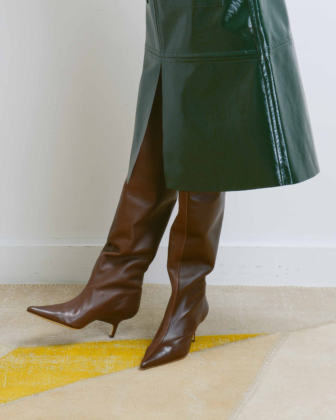 Brown Ashley Boot