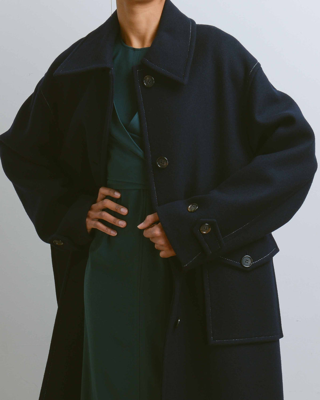 Louise Oversized Coat