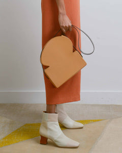 Tan Toastie Bag