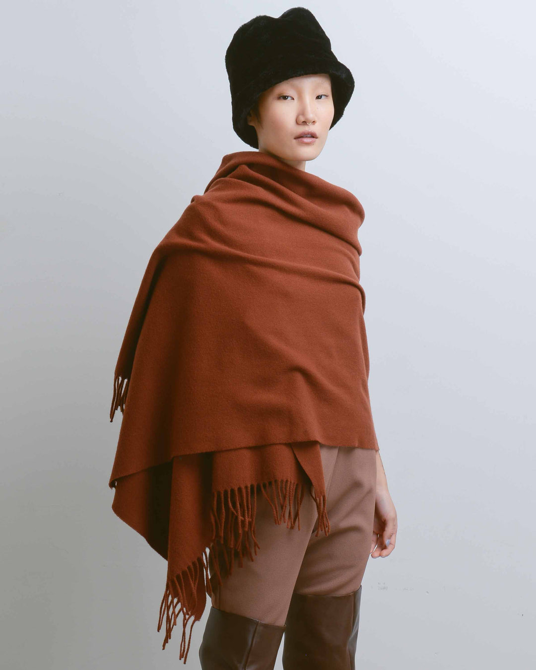 Russet Albion Scarf