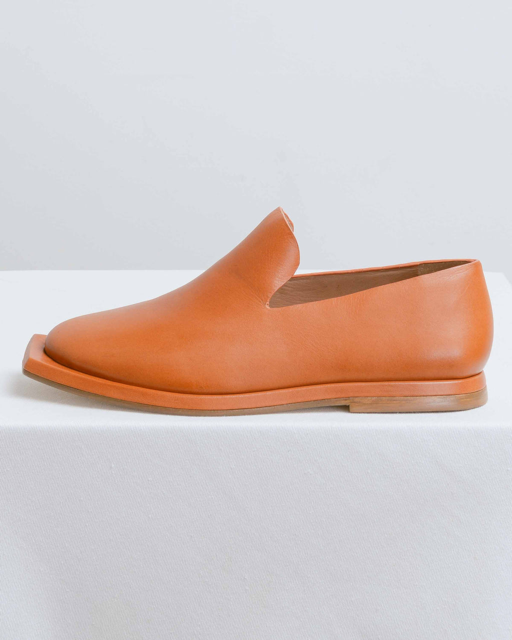 Burnt Calf Alamo Loafer