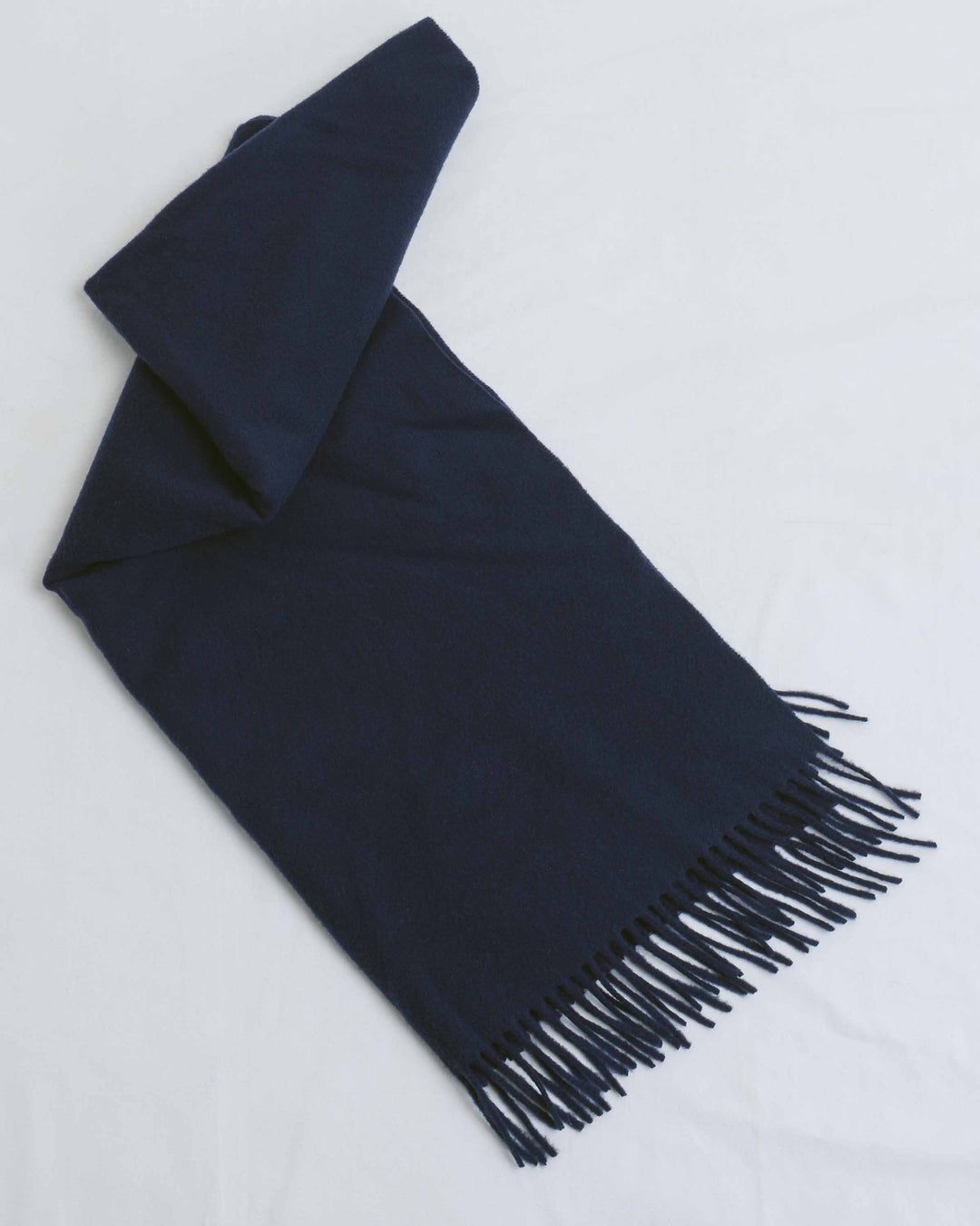 Navy Albion Scarf