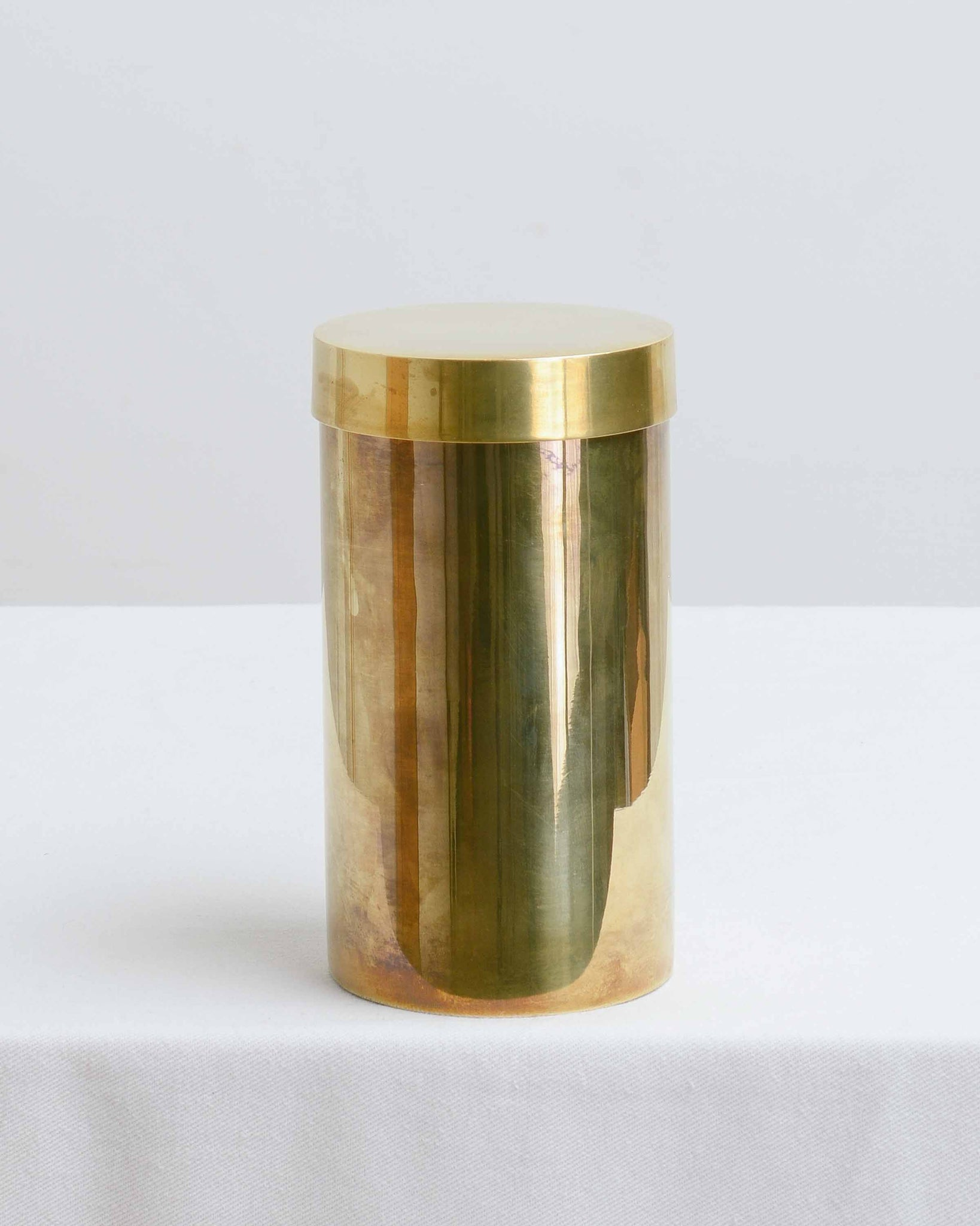 Le Hammeau Brass Candle